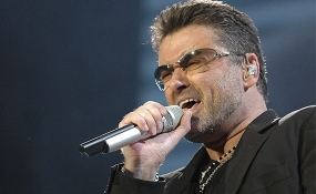 George Michael at Stade de France