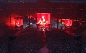 Indochine at Stade de France