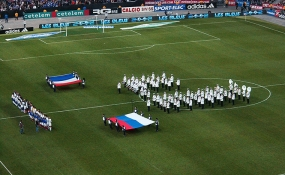 RUSSIA's matches at Stade de France